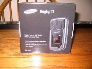 SAMSUNG Rugby ll  Cell Phone     Like New !