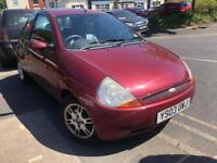 Ford Ka 1.3 Luxury Limited Edition 3dr