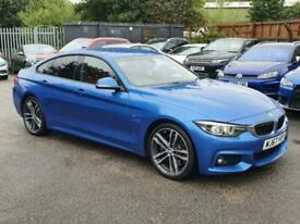 image for 2017 BMW 4 SERIES GRAN COUPE 3.0 440i M Sport Gran Coupe Auto (s/s) 5dr Hatchbac