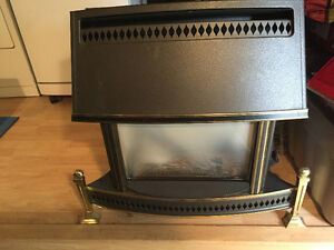 Valor Homeflame Highlight Propane Fireplace
