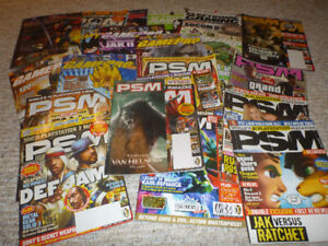 Video game magazines Bundle