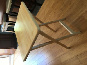 Solid wood TV tables