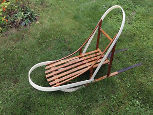 Alaskan Style Dog Sled For Sale