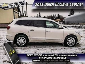 2013 Buick Enclave Leather   - $233.60 B/W