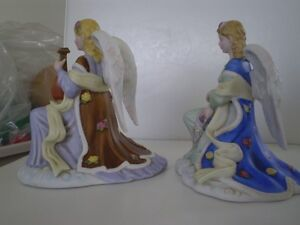 "Royal Doulton Figurines - "" Angels "" - Signed Kitchener / Waterloo Kitchener Area image 2"