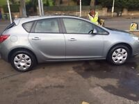 Vauxhall Astra 1.4 61plate 1 lady owner car