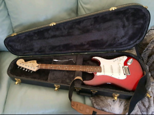Squire Stratocaster Guitar by Fender