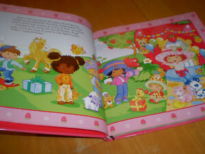 STRAWBERRY SHORTCAKE STORY BOOK TREASURY Windsor Region Ontario image 2