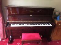 Steinhoven upright piano, s121