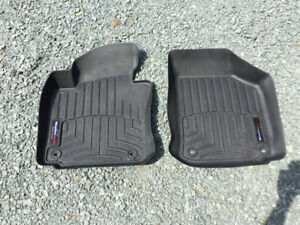 Weathertech floor mats for Jetta.