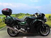 Kawasaki GTR1400 **FULL LUGGAGE! AFTERMARKET CANS**