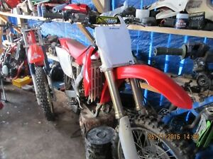 2007 crf250r trade or sell