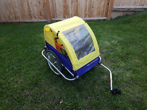 Burley D-lite bicycle trailer