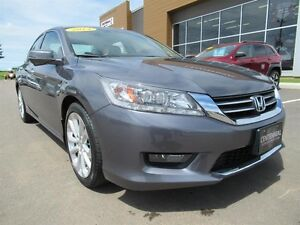 Honda Accord Sedan 4dr I4 CVT Touring 2014