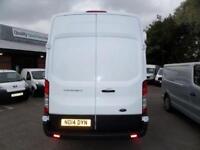Ford Transit T350 MWB 2.2 Tdci 100Ps H3 Van DIESEL MANUAL WHITE (2014)
