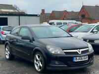 * 2006 VAUXHALL ASTRA 1.7L DIESEL 3 DOOR + MANUAL + SERVICE HISTORY -- LONG MOT*