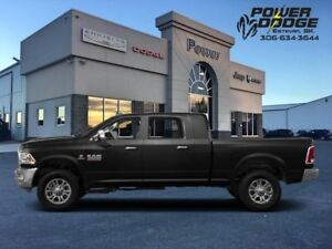 2017 Ram 3500 Laramie  - Bluetooth -  Chrome Trim