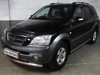 2004 '54' KIA SORENTO 2.5 CRDi AUTO XE 4x4 AWD 4WD DIESEL ESTATE Same Owner 2008