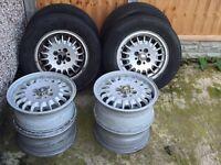 Bmw e30 wheels 4x100 e30,