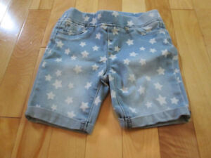 Shorts Tractor 5 ans