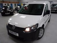 VW Caddy C20 1.6 TDI + SERV HIST + TB DONE + NO VAT