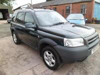 Land Rover Freelander 2.0Td4 2003MY Serengeti