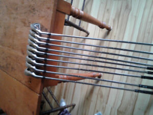 Men's left handed Acer golf clubs