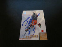 Autographed Hockey Cards (Nedved, Boucher, Brind'Amour, etc...)