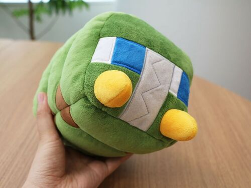 "New Official Pokemon Tomy Charjabug 7/"" Plush Doll Sun Moon Poke Toy"