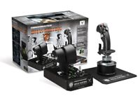 Thrustmaster Hotas Warthog Very nearly new.