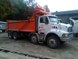 camion 12 roues sterling