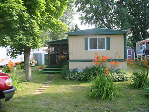 summer cottage, mobile home for sale, Lake Champlain,