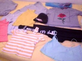 Bundle of clothes for sale, good condition, size 14-16 see photos [Y]