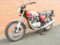 HONDA CB360T 1975 MOT'd JULY 2018