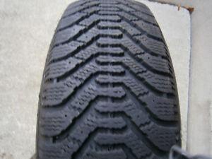 4 215/70R15 snow tires Cambridge Kitchener Area image 2