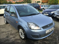 Ford Fiesta 1.25 Style Climate - 2006 56