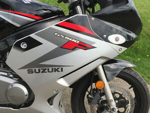 2008 Susuki GS500F mint condition (low seat hight) reduced