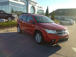 2016 Dodge Journey SXT, New  v6, 7 pass, 0% 84 months