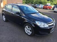 5909 Vauxhall Astra 1.4i 16v Active Black 5 Door 44011mls