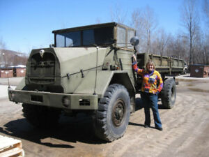 1960 MAN 630L2AE German Army Military 5 ton 4x4