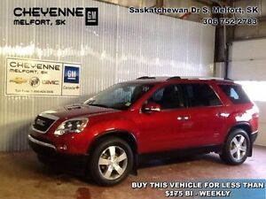 2012 GMC Acadia SLT1  - Bluetooth -  Leather Seats
