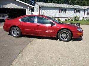 2001 Chrysler 300-Series Sedan
