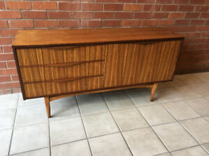 Mid Century Rosewood Buffet - Free Delivery!