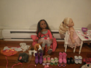 my life dolls and accessories