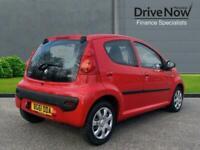 2011 Peugeot 107 1.0 12v Urban 5dr Hatchback Petrol Manual