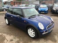 Mini Mini 1.6 One 2002/52 107K NOVEMEBR MOT BARGAIN