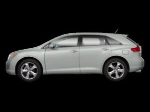 2011 Toyota Venza V6..AWD...REMOTE STARTER  - one owner