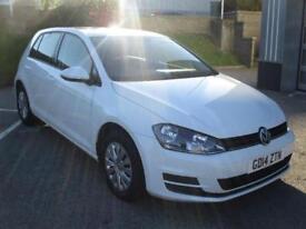 2014 Volkswagen Golf 1.2 TSI BlueMotion Tech S Hatchback 5dr (start/stop) Petrol