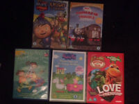 20 Kids dvd preschool-films
