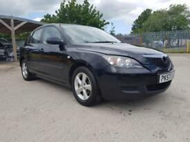 MAZDA 3 1.6 AUTOMATIC, MOT 12 MONTHS , SERVICE HISTORY LOT OF INVOICES